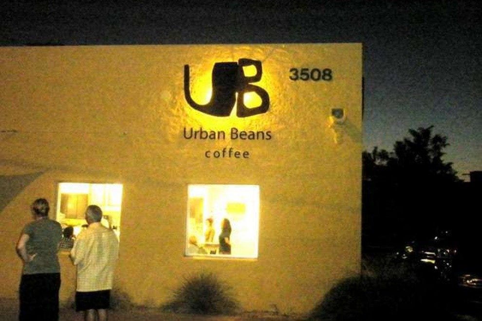 Urban Beans Coffee Bar & Bistro