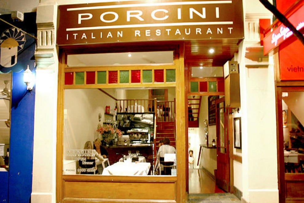 Porcini louisville restaurants review 10best experts for Fish restaurants louisville ky