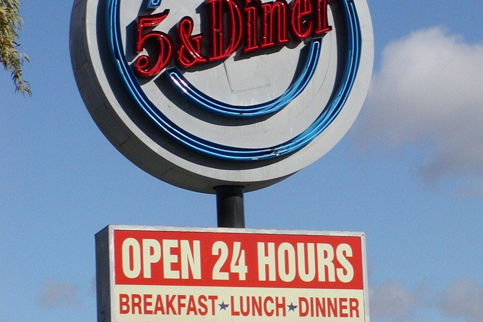 5 and Diner