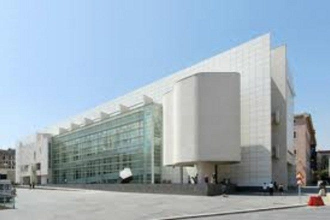 MACBA (Barcelona Contemporary Art Museum)