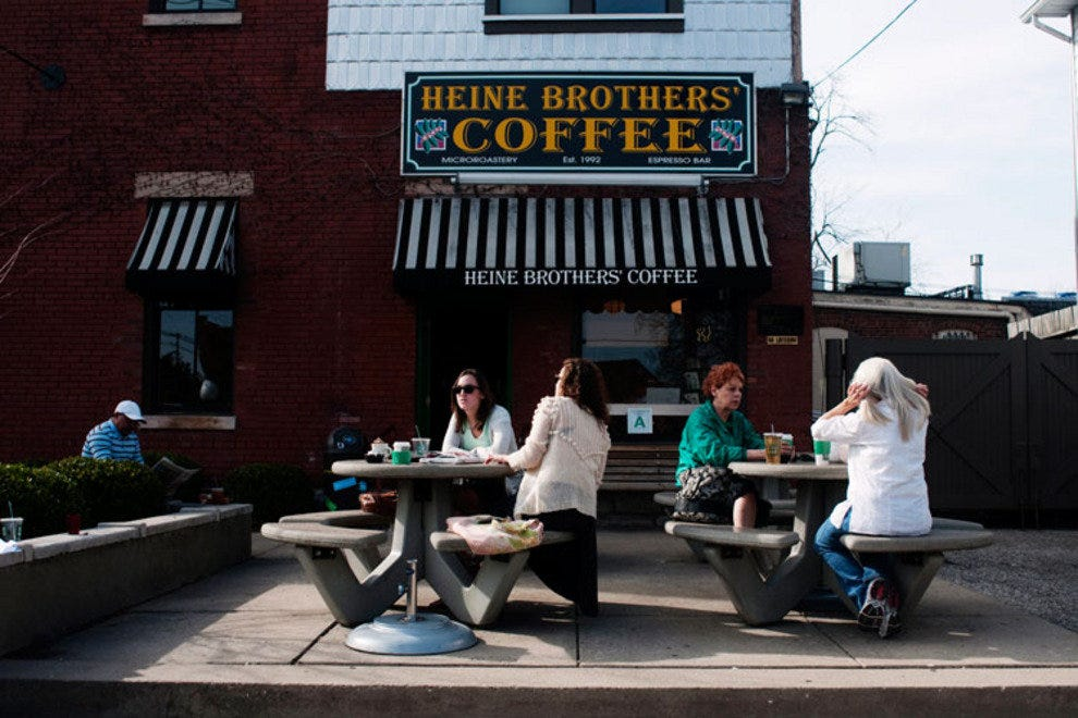 Heine Bros. Coffee