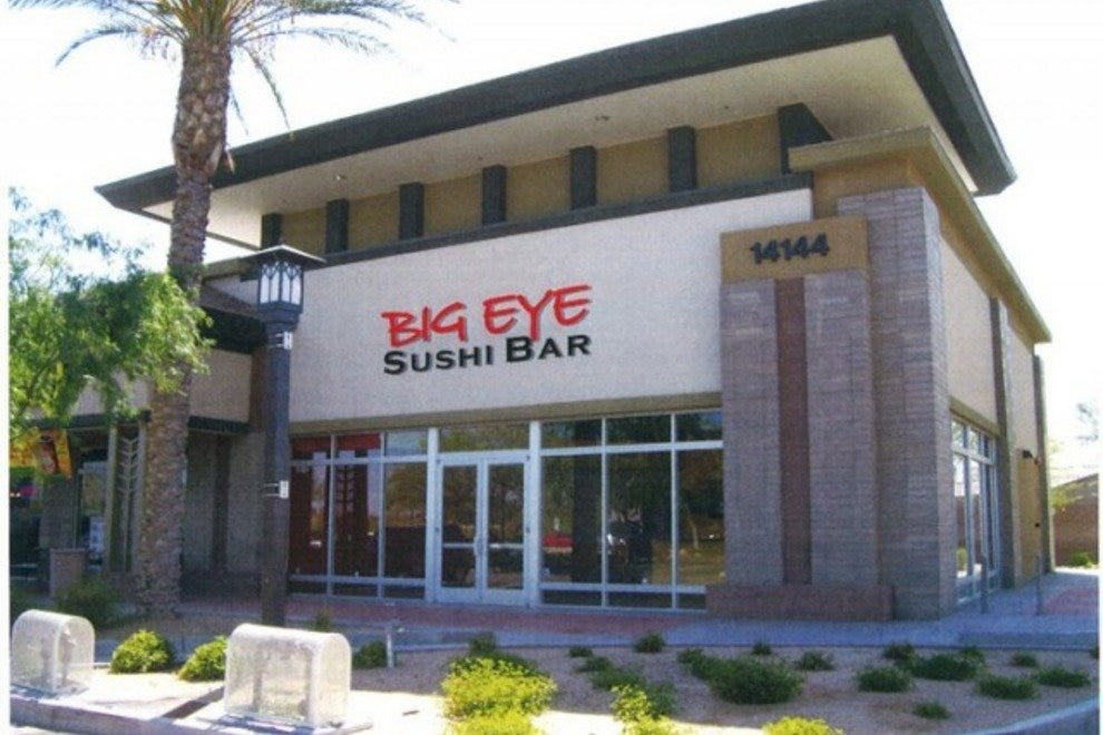 Big Eye Sushi Bar