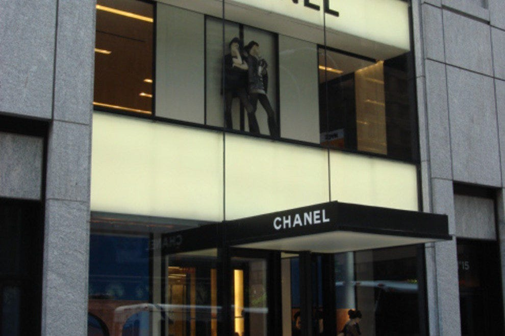 Chanel Boutique