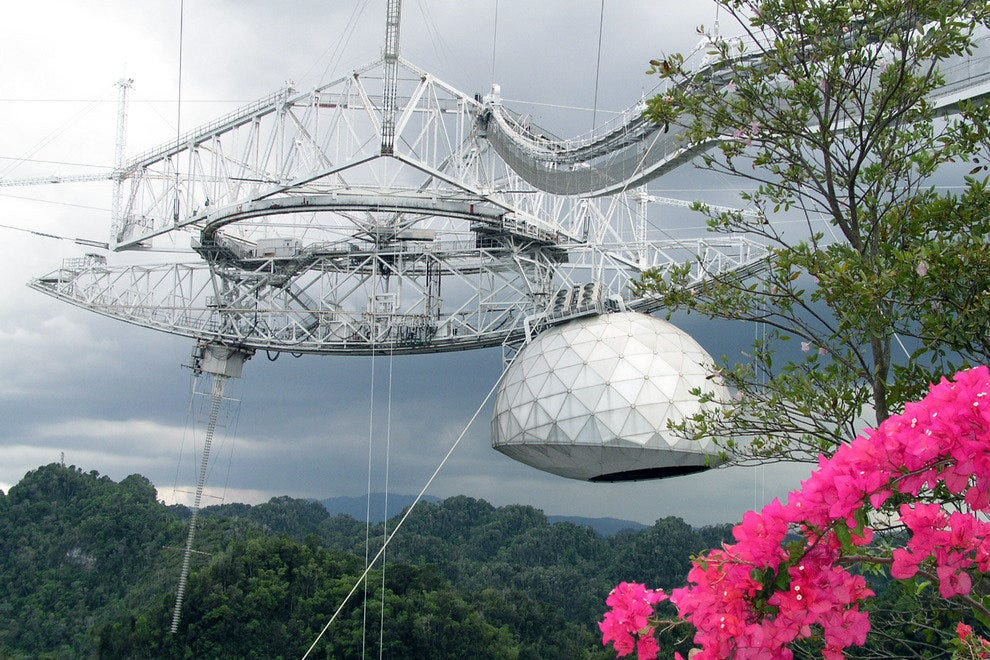 Puerto Rico Observatory Tours