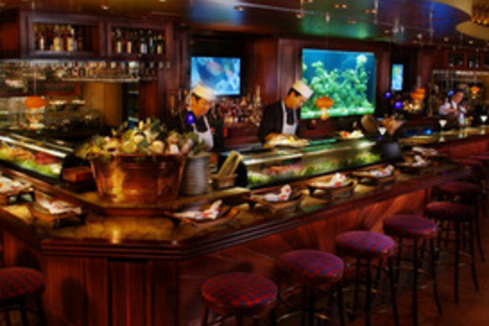 Moonfish orlando restaurants review 10best experts and for Fish restaurant orlando