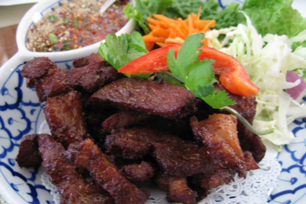 Los angeles thai food restaurants 10best restaurant reviews for Authentic thai cuisine los angeles
