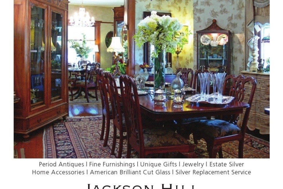 Jackson Hill Antiques & Interiors