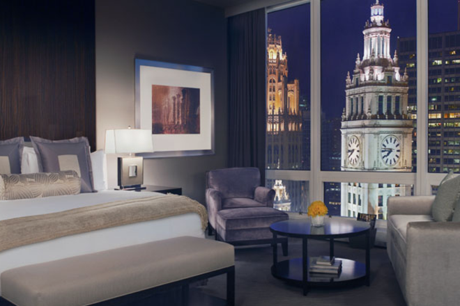 Downtown Hotels in Chicago
