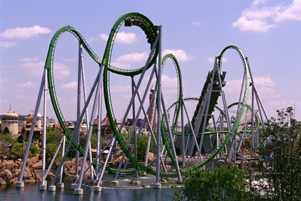 Universal Orlando's Islands of Adventure®