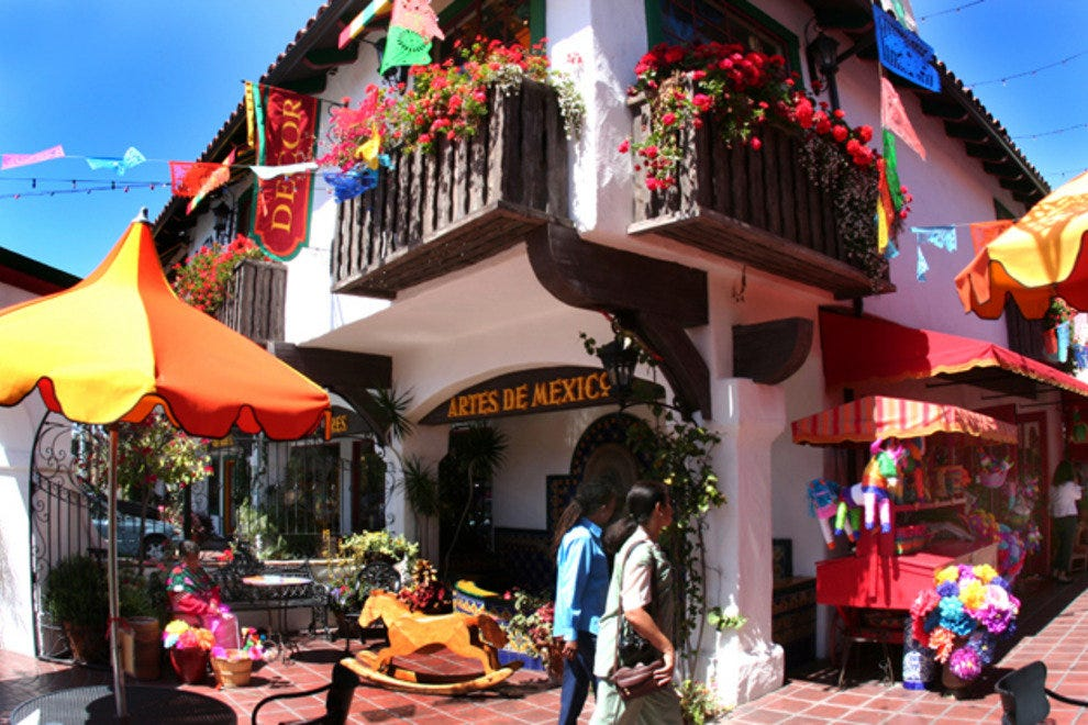 Old Town San Diego State Historic Park: San Diego Attractions ...