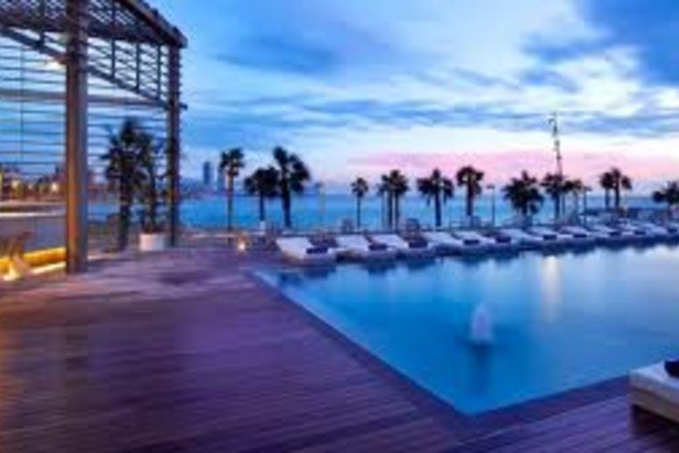 Barcelona luxury hotels in barcelona luxury hotel reviews 10best - Hotel piscina barcellona ...