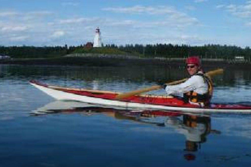 卡斯科湾皮划艇