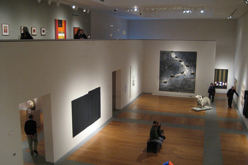 Best portland attractions and activities top 10best for Portland art museum maine