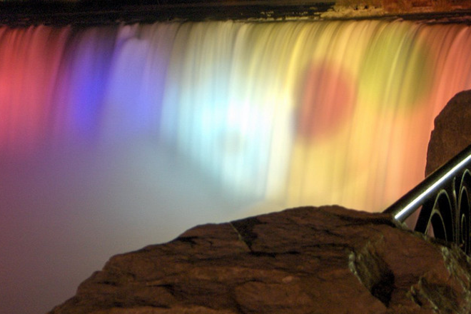 Best Nightlife in Niagara Falls