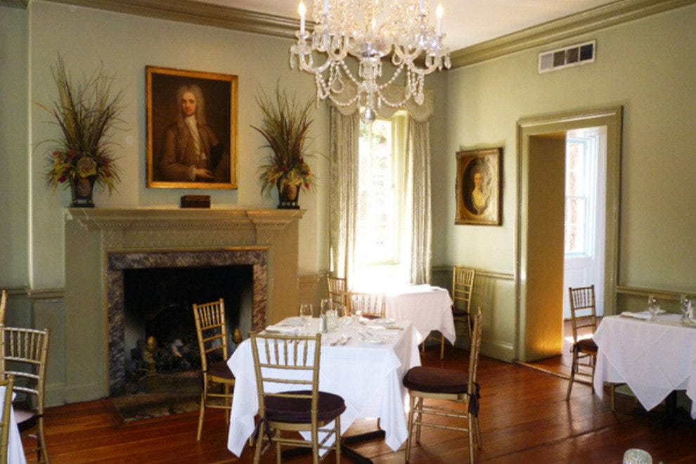 Olde Pink House Savannah Restaurants Review 10best Experts And