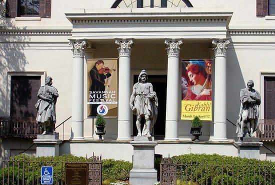 Telfair Museums Savannah Attractions Review 10best