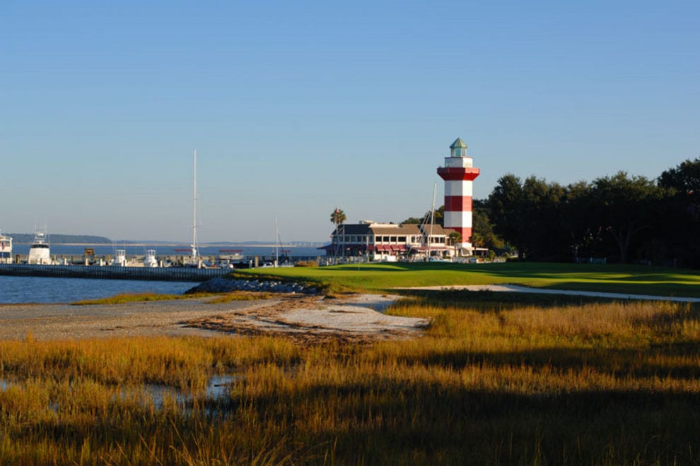 Harbour Town Golf Links Course at Sea Pines Resort