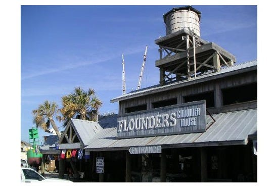 Flounder 39 S Chowder Ale House Pensacola Restaurants