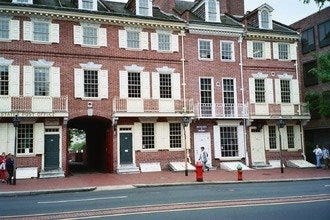 The Benjamin Franklin Museum In Independence National ...