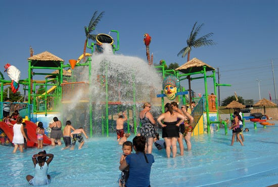Hawaiian Falls Waterpark North Garland Dallas Attractions Review 10best Experts And Tourist