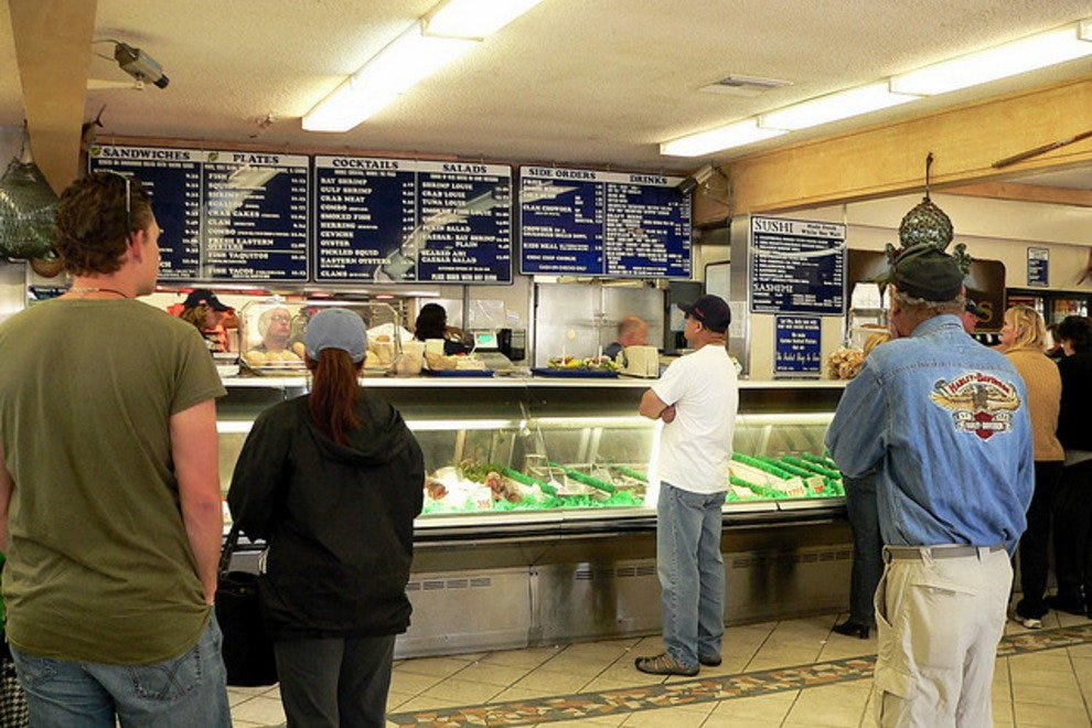 Point loma seafoods san diego restaurants review 10best for Fish store san francisco