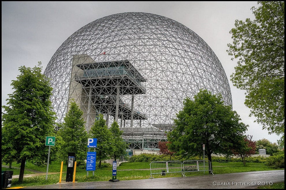 Montreal Made An Island