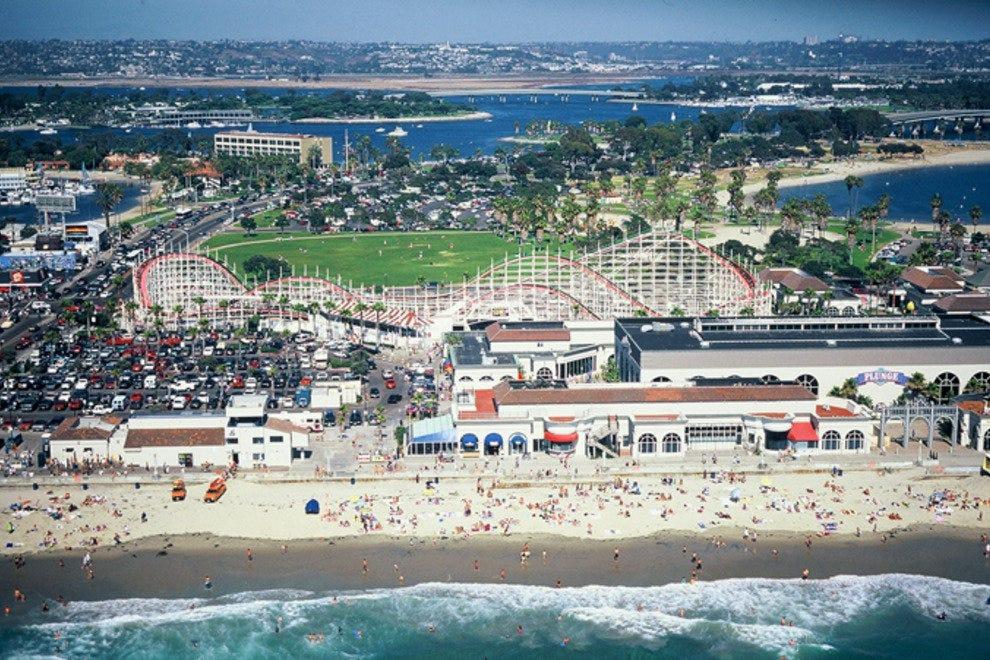 Mission Beach Theme Park