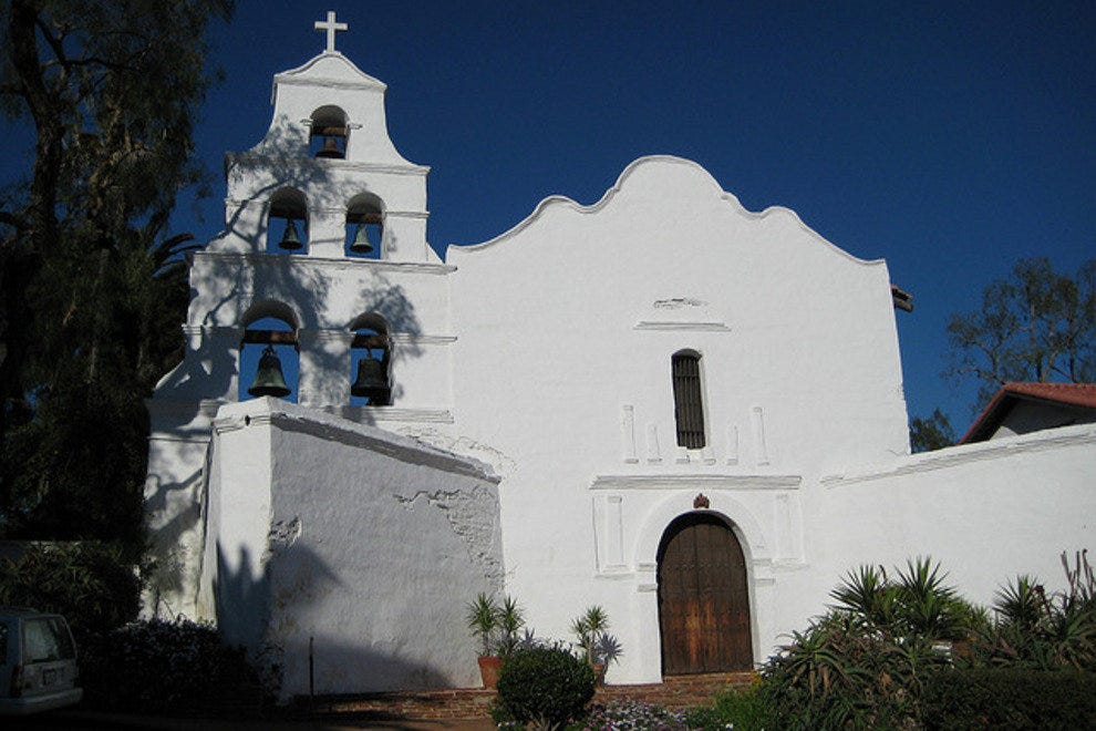 Mission Basilica San Diego de Alcala: San Diego Attractions Review ...