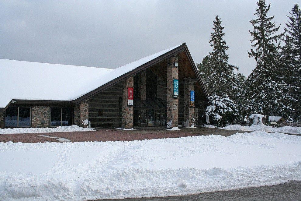Winter inspired venues to visit in the Kleinburg region