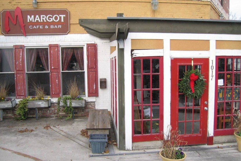 Margot Cafe and Bar