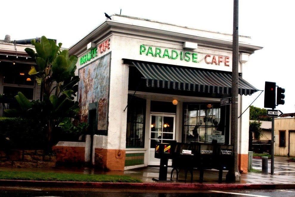 Rose Cafe Santa Barbara Ca