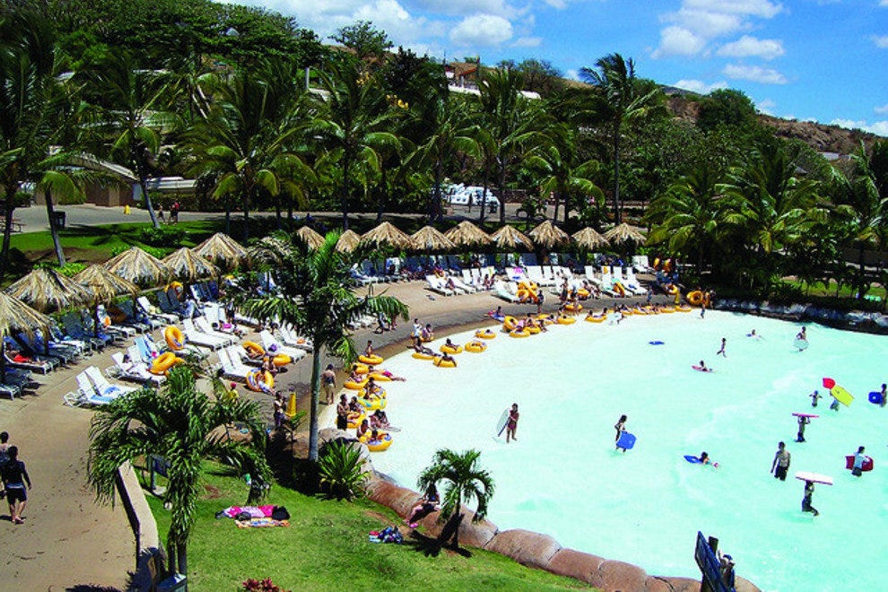Hawaiian Waters Adventure Park Honolulu Attractions Review