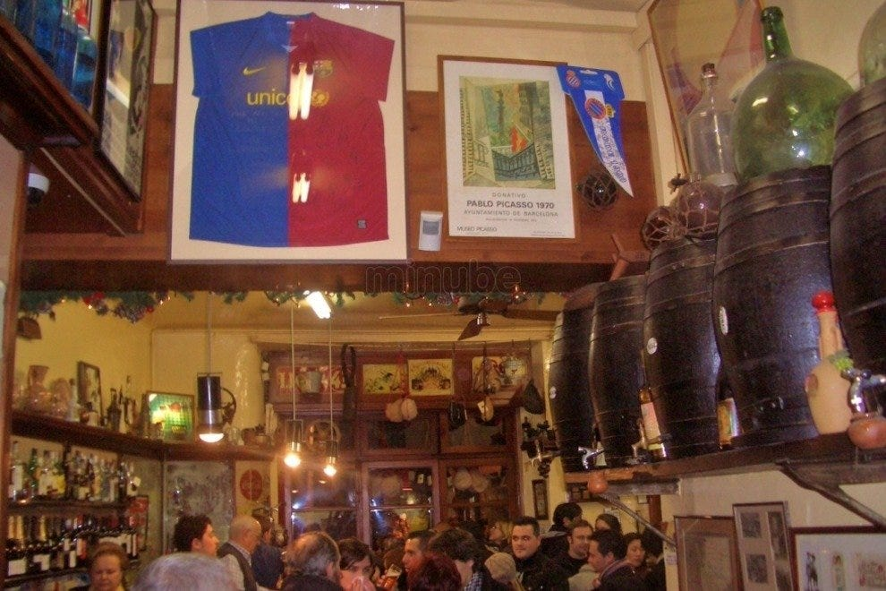 Barcelona Tapas Restaurants: 10Best Restaurant Reviews