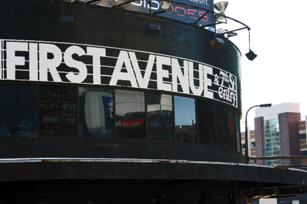 First Avenue & 7th St Entry
