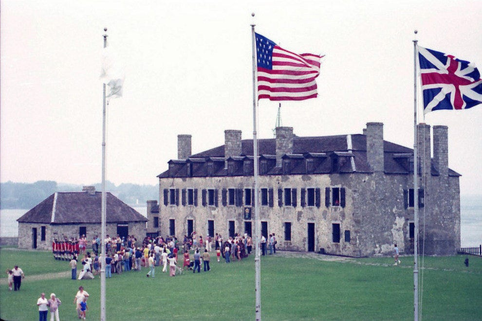 Old Fort Niagara