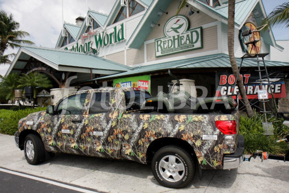 Bass Pro Shopu0027s Outdoor World