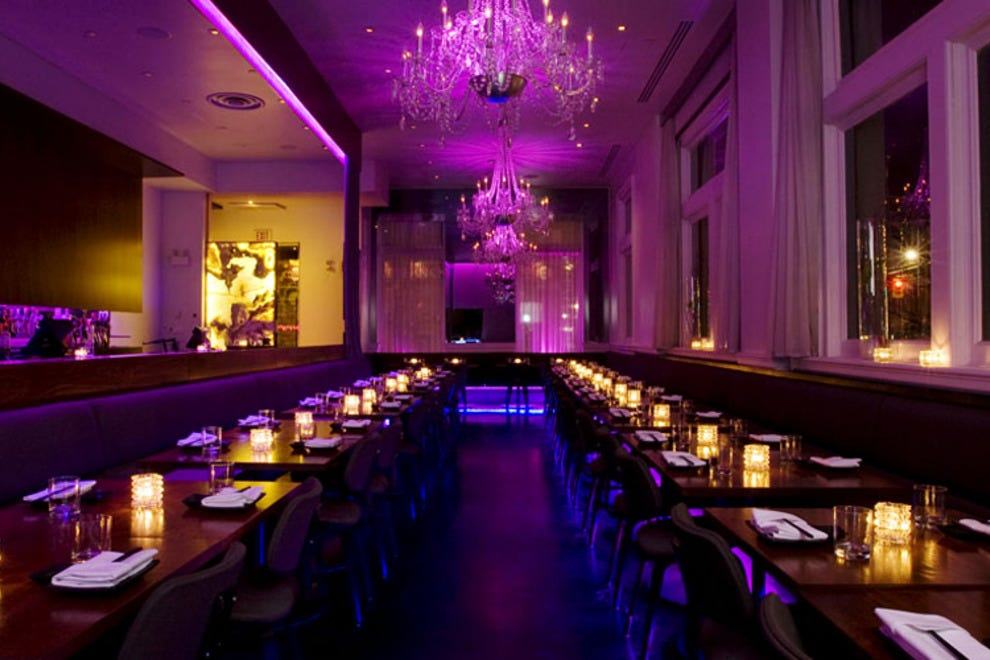 Blowfish restaurant sake bar toronto restaurants review for Best private dining rooms downtown toronto