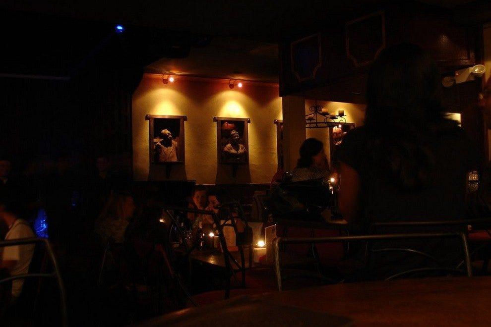 圣佩德罗爵士咖啡馆