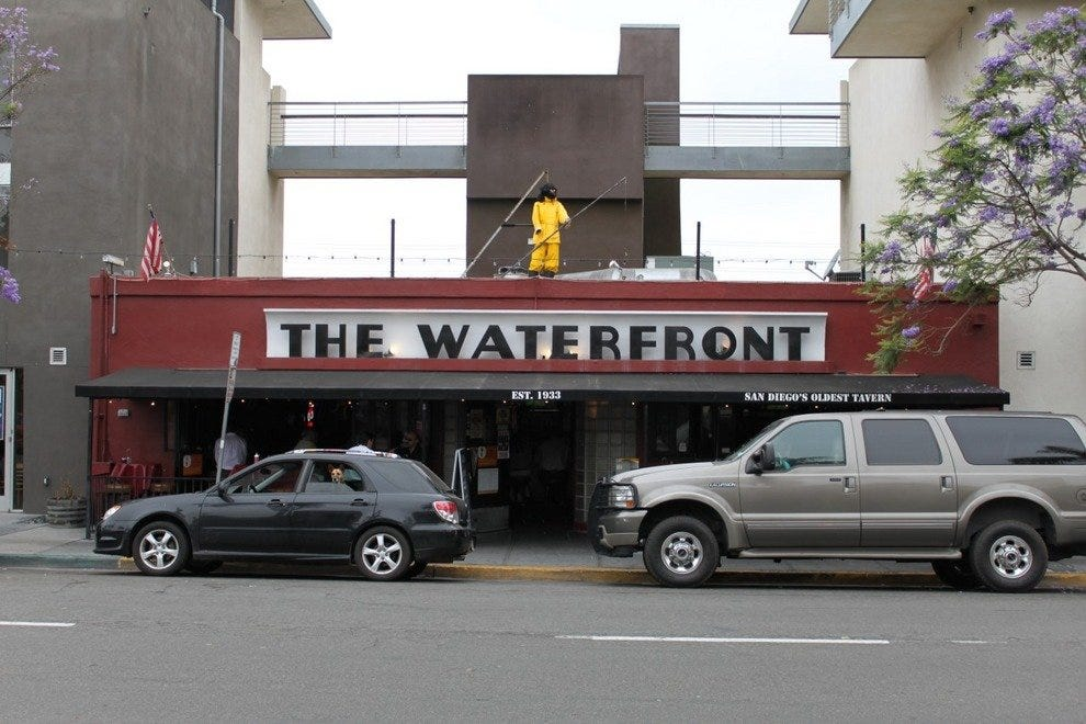 The Waterfront Bar & Grill