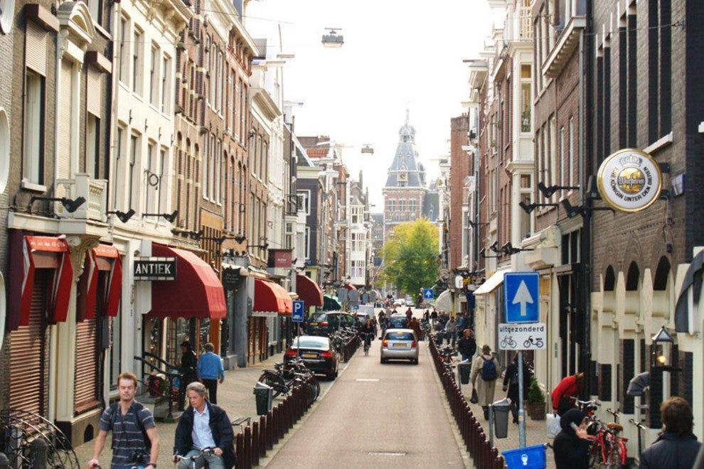 Dutch Restaurants In Amsterdam Near Dam Square