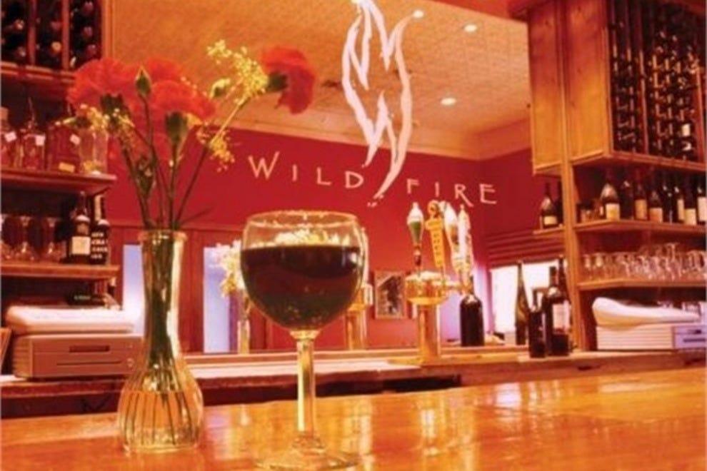 Wildfire casino restaurant