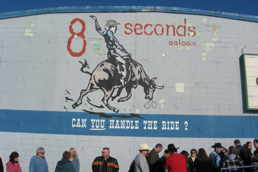 8 Seconds Saloon