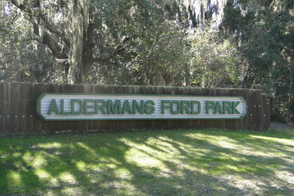 Alderman's Ford Park
